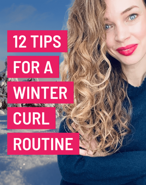 tips for winter curl care