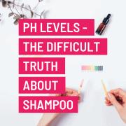 ph levels of hair
